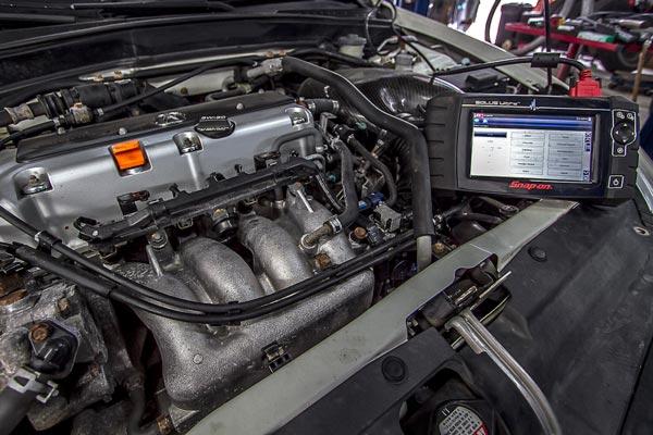 Le diagnostic électronique avancé permet de choisir les bonnes solutions afin de corriger les problèmes de votre voiture.