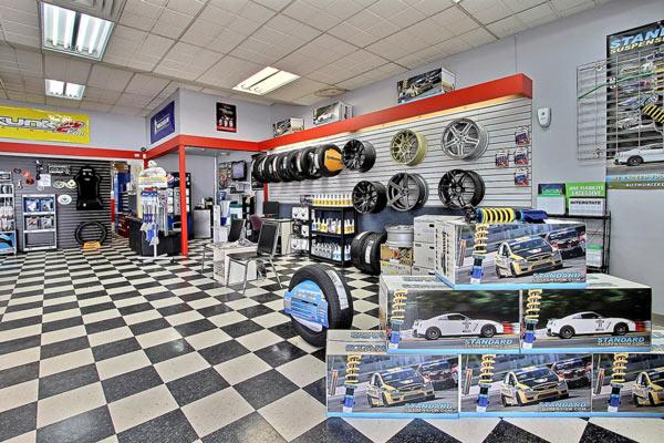 Garage de mécanique automobile Électr'auto de Québec,  spécialiste des systèmes électriques.